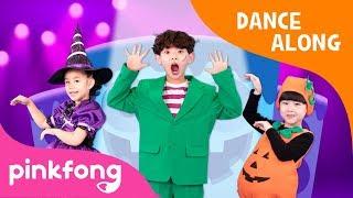 Halloween Dance Party   Halloween Songs   Dance Along   Pinkfong Songs for Children