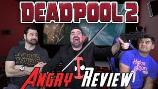 Deadpool 2 Angry Movie Review width=