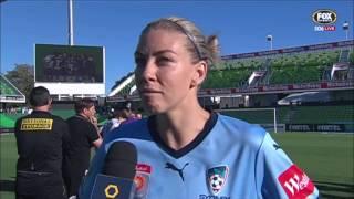 Post Game - Perth Glory v Sydney FC Semi-Final