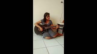 Jéssica Souza- Eu te chamei Marquinhos Gomes- cover