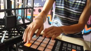 "DVBBS & Borgeous x Skrillex & Damian ""Jr. Gong"" Marley - Tsunami vs Make It Bun Dem (DanFX Maschine)"