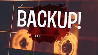 Claye feat Gentleman - Back Up (Lyric Video)