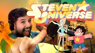 Steven Universe - Strong In The Real Way + Be Wherever You Are (Cover by Caleb Hyles)