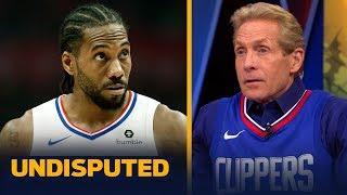 Skip Bayless makes a BIG announcement: Kawhi Leonard has won him back   NBA   UNDISPUTED