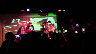 Nujabes feat. Shing02 - Battlecry (LIVE @ The Lyric Theatre 01/23/15)