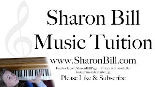 Sharon Bill Music Tuition for Beginners to Advanced Practical and Theory