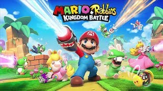 Mario + Rabbids Kingdom Battle OST | Tower Trouble