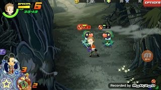 Kingdom Hearts Unchained X - Story Quest 7 (Dwarf Woodlands)