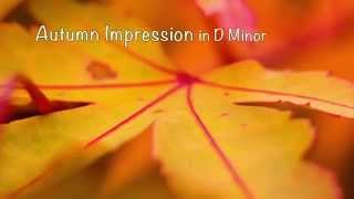 Autumn Impression in D Minor (Piano)