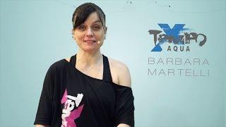 XTEMPO AQUA - La rivoluzione del fitness in Acqua - Barbara Martelli