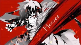 Nightcore - Heroes (Generdyn ft. Zayde Wolf)