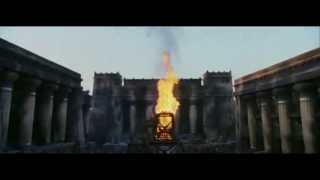 Ending of Troy-Achilles Death