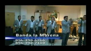 Banda La Morena Dos botellas de mezcal
