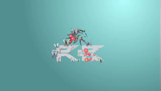 Free After Project Template Blooming Flower Logo Intro Title Download