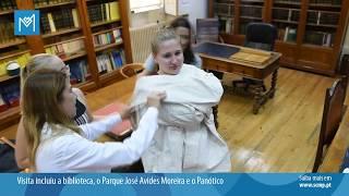 Alunos da Finlândia visitam Centro Hospitalar Conde de Ferreira | 20.09.2017