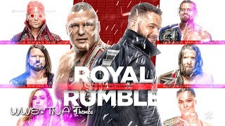 "WWE Royal Rumble 2019 OFFICIAL Theme Song - ""We Got the Power"" + Download Link ᴴᴰ"