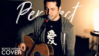 Pink - Perfect (Boyce Avenue acoustic cover) on Apple & Spotify