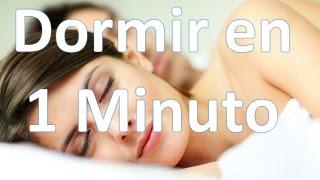 Como dormir en 1 minuto Técnica 4 7 8 y trucos para dormir ¿Insomnio?