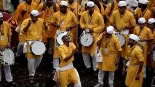 Taal Dhol Tasha Pathak - 2016, Part 2