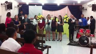 PENIEL Canta Maravilhosa Graça