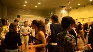 Cambodian and French dance Khmer music
