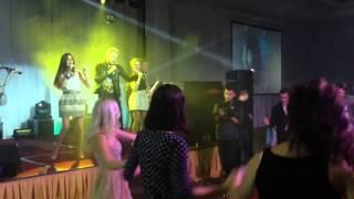 SunStroke Project & Glam Girls - Superman ( live )