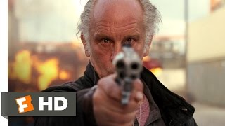 Red (4/11) Movie CLIP - Old Man My Ass (2010) HD