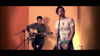 Loco Enamorado Acoustic Cover Leandro David ft  Maxi Ruiz Diaz (Live Session)