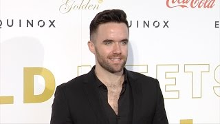 """Brian Justin Crum 2017 """"Gold Meets Golden"""" Event in Los Angeles"""