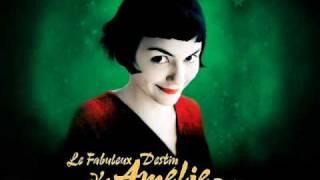 Amelie - Comptine d'un Autre Été (piano with cello and violins)
