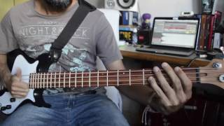 REALCE -Bass Cover - Gilberto Gil