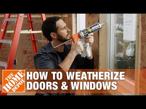 Weatherproofing Your Windows