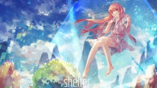 Shelter Anime - Porter Robinson & Madeon ( Music Box Version )  #shelter #musicbox