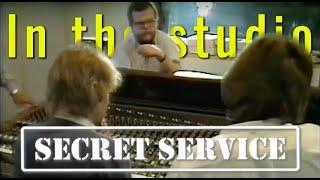 Secret Service in the studio 1984