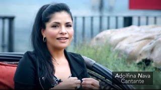 Fato Music | Mi Corazon Se Rindio | Adolfina Nava con Juan Carlos Graciano en La Entrevista 1/3