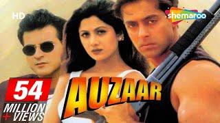 Auzaar {HD}  - Salman Khan - Sanjay Kapoor - Shilpa Shetty - Hindi Full Movie - (With Eng Subtitles) width=