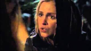 Bellarke-Clarke&Abby Scenes/Clarke protect Bellamy