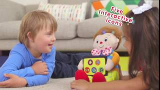 Mr Tumble with Fun Tumble Tap Soft Toy