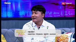 Merry Buka Suara soal Hubungan Raffi Ahmad dengan Seorang Penyanyi Dangdut Part 1A - HPS 09/05