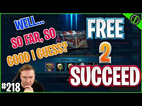 HEY NEVERMIND, THIS IS THE TITLE NOW | Free 2 Succeed - EPISODE 218