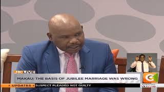 Prof. Mutua - The assassination claim is a 'Kamikaze' move by DP Ruto | JKLive |