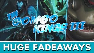 The Combo Kings III  | Kalista, Thresh, Tahm  | Huge Fadeaways!