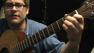 Chord Transition E Major to A Major (Made Easy)