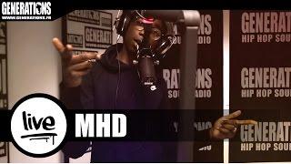 MHD - Ngatie Abedi [Afro Trap 5] (Live des studios de Generations)