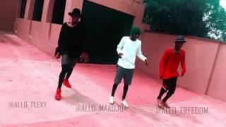 ALLO DANCERS DANCE TO JOEY B  CHOKOR