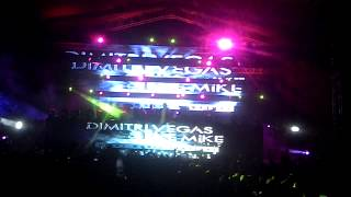 Hardwell & Showtek - How We Do (Dimitri Vegas Live Mix) @ Alive Music Festival