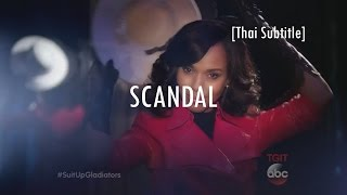 Scandal Season 5x10 Promo - It's Hard Out Here for a General [ซับไทย]