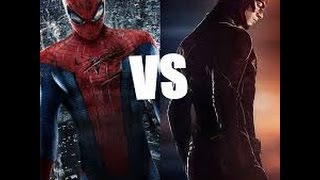 the flash vs the amazing spiderman {amv}