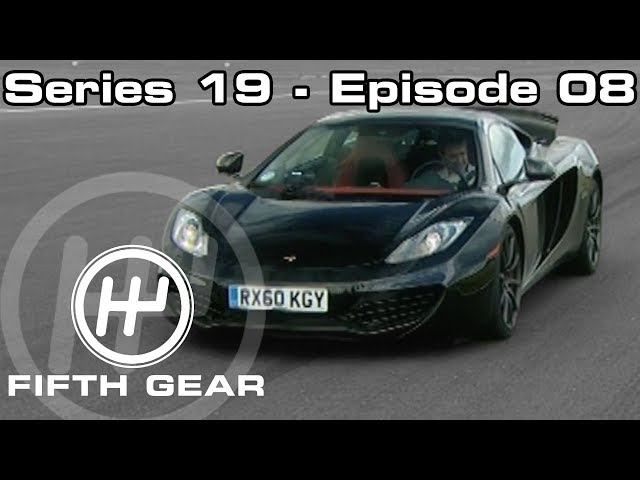 McLaren MP4-12C vs Ferrari 458 Italia