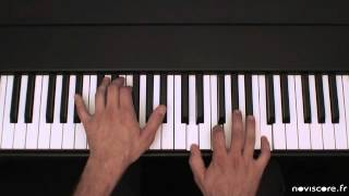 "Birdy ""Skinny Love"" piano solo (cover) (partition Skinny Love Noviscore)"
